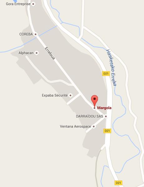 plan ,Margola, peintures, vernis, Hasparren, Pays basque